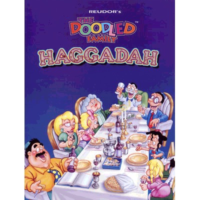 The Doodled Family Haggadah