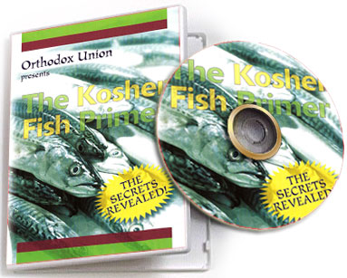 All About Kosher Fish on DVD